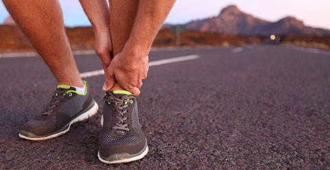 Sports Injury & Foot Pain